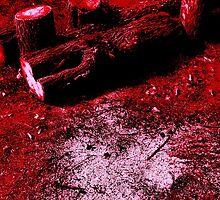 Treeline Bloodbath by AnimaCapere