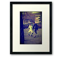 Mini Messi Framed Print