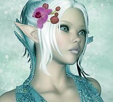 Tamara - Elven Princess Of Inspiration by Moonlake