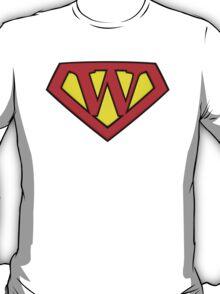 Classic W Diamond Graphic T-Shirt