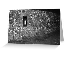 Royal Mail Letterbox - Lindfield Greeting Card