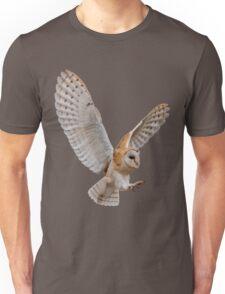 Barn Owl Attack Unisex T-Shirt