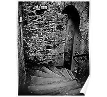 Dumbarton Castle Poster
