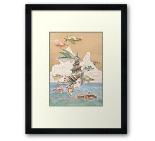 Sea Dream Framed Print