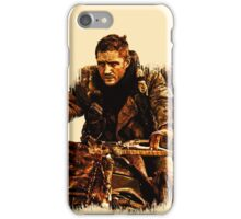 My world is fire. And blood. iPhone Case/Skin