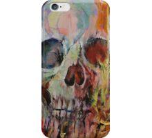 Skull Fire iPhone Case/Skin