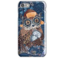 Owl mother iPhone Case/Skin