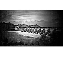 the Aged Dam Photographic Print