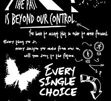 THE PAST IS BEYOND OUR CONTROL by athelstan