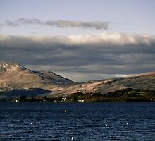 Loch Lomond by Chris Cardwell