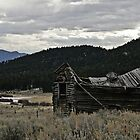 The Log Barn #1 by Ken McElroy