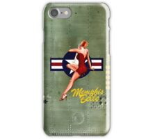 The Memphis Belle iPhone Case/Skin