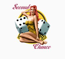 Second Chance Classic Pin Up Unisex T-Shirt