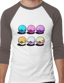 Pokemon is magic Men's Baseball ¾ T-Shirt