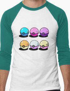 Pokemon is magic Men's Baseball ¾ T-Shirt