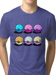 Pokemon is magic Tri-blend T-Shirt