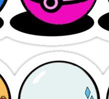 Pokemon is magic Sticker