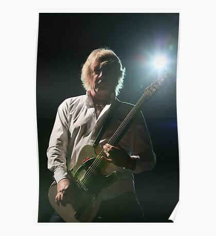 Rick Parfitt Poster