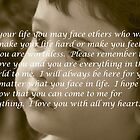 To My Child by DebbieCHayes