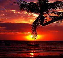 Sairee Sunset by Robbie Labanowski