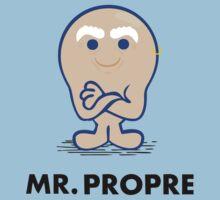 Mr. Propre by Kiji
