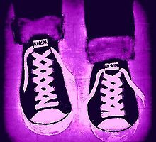 Just chucks purple by auntielottie
