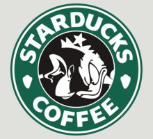 Starducks Coffee by Kiji