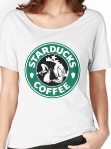 Starducks Coffee Women's Relaxed Fit T-Shirt