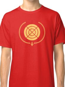 Earth Sphere Unified Nation [Gold] Classic T-Shirt