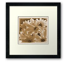 Once upon a time........... Framed Print