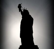 Shadow of Liberty by ruthgeorge