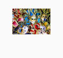 Venetian carnival masks Unisex T-Shirt
