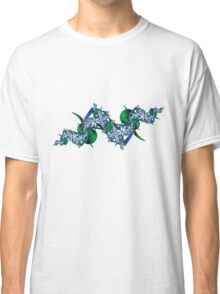 Fractal Flowers Tee Classic T-Shirt