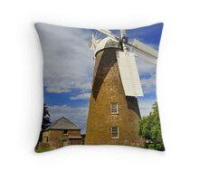 Tasmania, Oatlands Flour Mill Throw Pillow