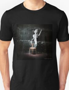 I've seen a ghost. Unisex T-Shirt
