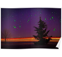 LightPainting Poster