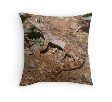 Lucasium byrnei, Morgan area_SA Throw Pillow