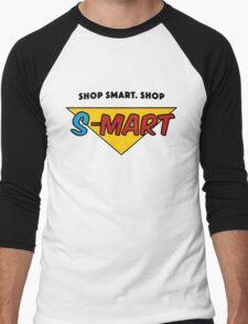 Shop Smart. Men's Baseball ¾ T-Shirt