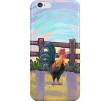 Animal Parade Rooster iPhone Case/Skin