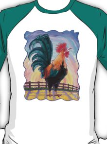 Animal Parade Rooster T-Shirt
