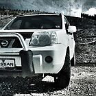 X-trail in Wasteland HDR by James Cole