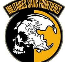 Metal Gear Solid -  Militaires Sans Frontieres (MSF) by Sevensus