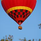 Big Red Balloon by Ben Waggoner