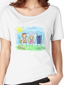 Chappie Family Women's Relaxed Fit T-Shirt