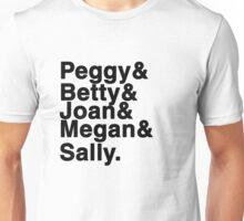 Mad Men's Women Unisex T-Shirt