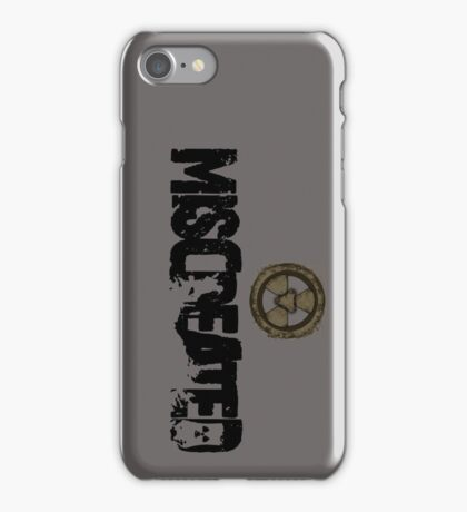 Miscreated  Design 1 Grey (Official) iPhone Case/Skin