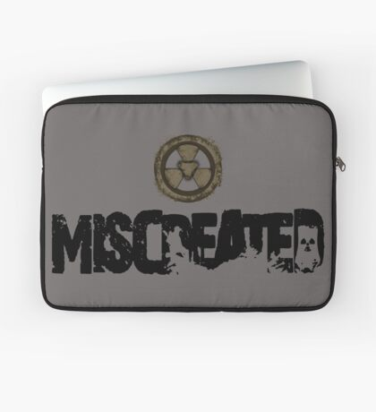 Miscreated  Design 1 Grey (Official) Laptop Sleeve
