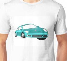 Distort volkswagen Unisex T-Shirt