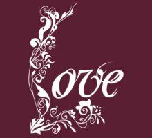 damask love by OTBphotography