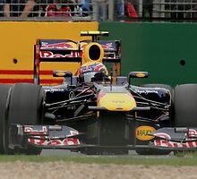 Mark Webber 2011 by ozzo